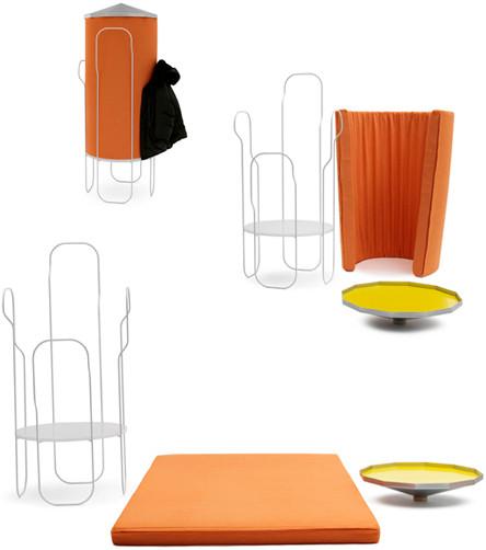 la revue du design blog archive interview matali crasset. Black Bedroom Furniture Sets. Home Design Ideas