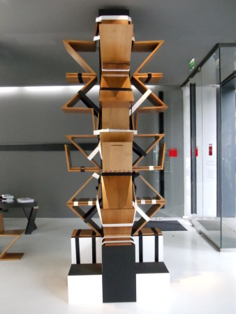 Steel stool le tabouret empiler par noon studio blog for Pool design studio paris