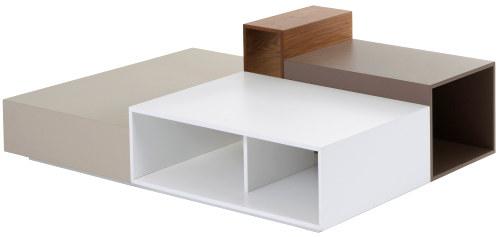 La revue du design blog archive urban - Tables basses de salon roche bobois ...