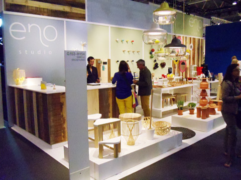 La revue du design blog archive reportage maison for Salon maison et objets