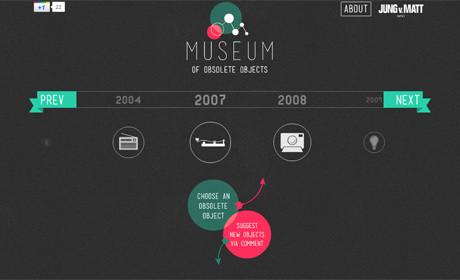 La revue du design blog archive le mus e des objets for Idee de site web original