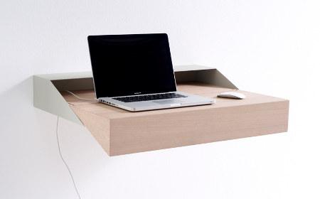 La revue du design blog archive deskbox for Bureau qui se referme