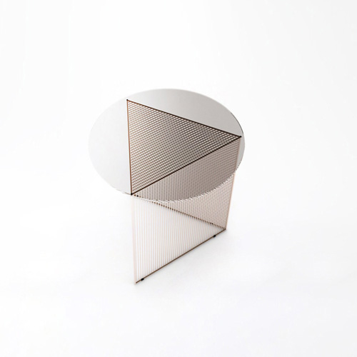 Table basse Triangle par Arnaud Lapierre