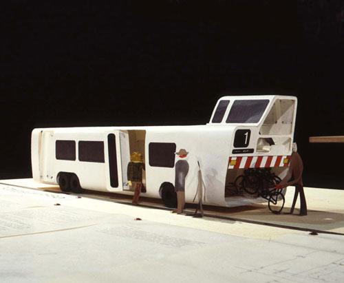 Bus for Bicycles de Richard Sapper