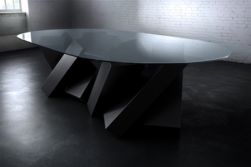 Table Monolith 2016 par Christopher Duffy