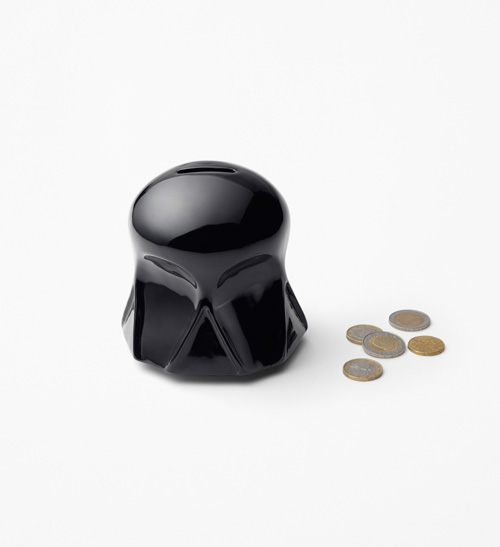 Petits objets Star Wars par Nendo