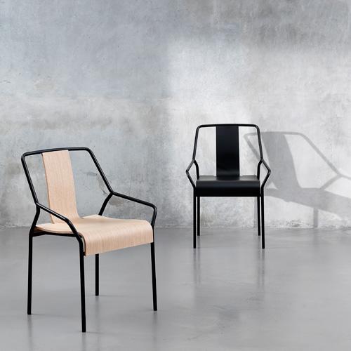 Chaise DAO Par Shin Azumi Pour CoEdition