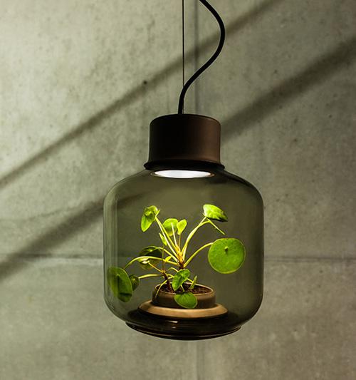 La revue du design blog archive luminaire mygdal par we love eames - Plante sans lumiere naturelle ...