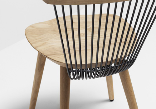 WW Chair par Hierve Studio