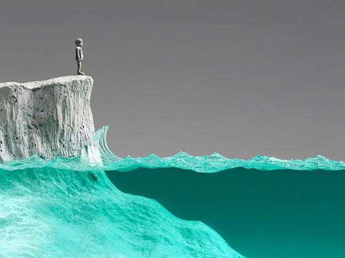 Les paysages marins de Ben Young