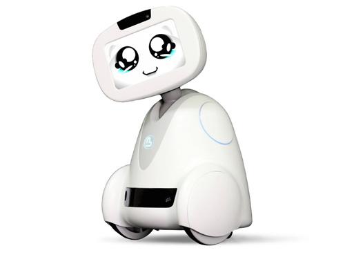 Робот Buddy очень старается выглядеть дружелюбным.