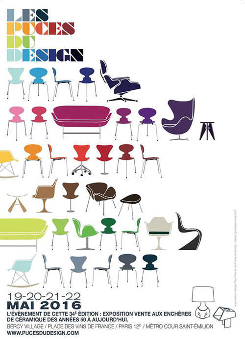 La revue du design - Puces du design paris ...
