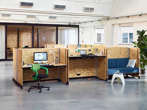 La Revue Du Design » Blog Archive » Hack : Bureaux Par Konstantin