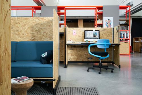 la revue du design blog archive hack bureaux par konstantin grcic. Black Bedroom Furniture Sets. Home Design Ideas