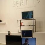 SERIF TV par Samsung x Bouroullec