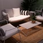 Collection de mobilier de jardin par Paola Navone pour Serax