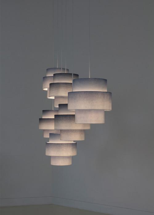 la revue du design blog archive lampes de papier. Black Bedroom Furniture Sets. Home Design Ideas