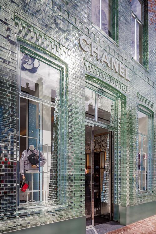 La Revue du Design » Blog Archive » Des briques de verre « plus ...