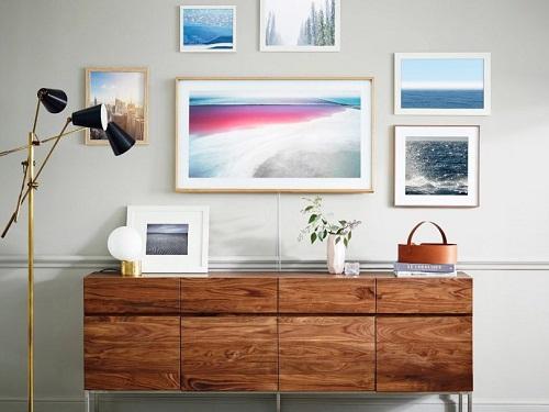 """""""The Frame"""" un téléviseur pas comme les autres conçu par le de..."""