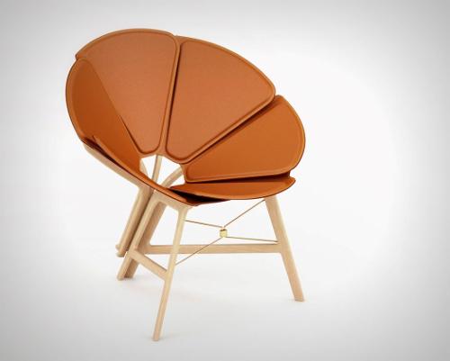 La Revue Du Design Blog Archive Chaise Pliante Concertina Par
