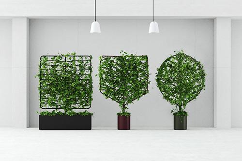 La Revue du Design » Blog Archive » Botanical Planter Screens, des ...
