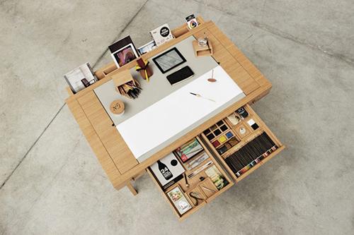La revue du design » blog archive » risko un bureau pensé pour les