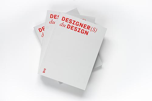 [À LIRE] : Designer(s) du Design